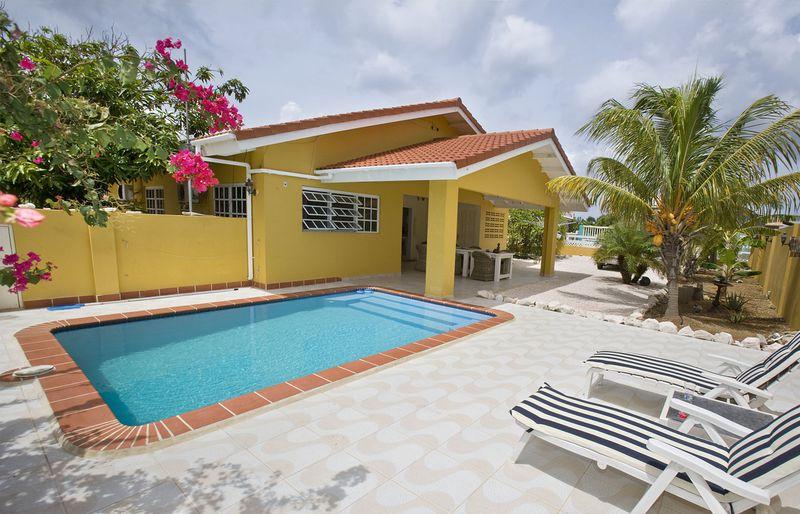 Vakantiehuis Villa Amarilla