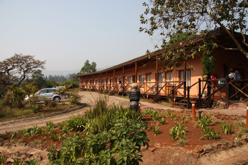 Hotel Mvubu Falls Lodge