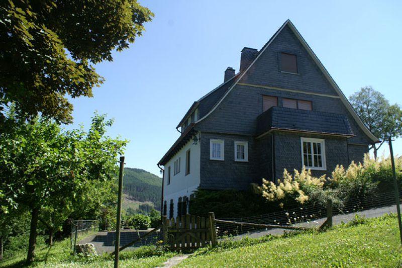 Vakantiehuis Haus am Lenne