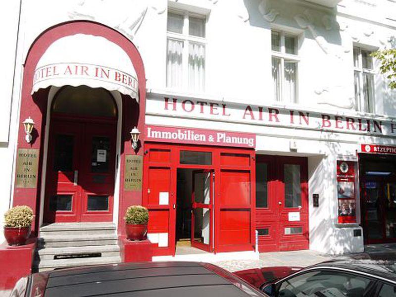 Hotel Air in Berlin