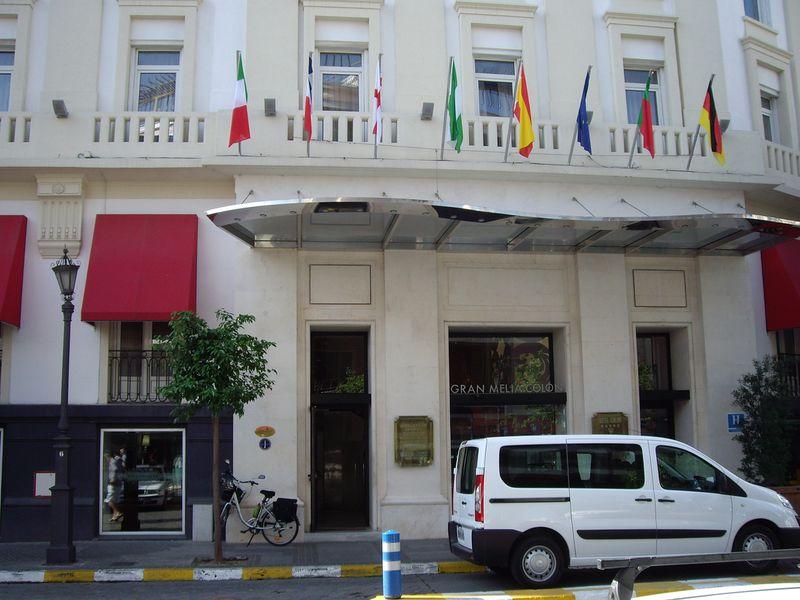 Hotel Meliá Colón