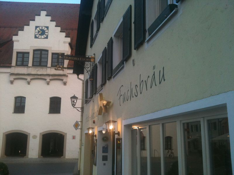 Hotel Landidyll Fuchsbräu