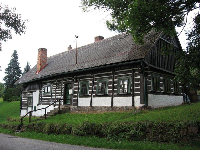 Vakantiehuis Roubenka