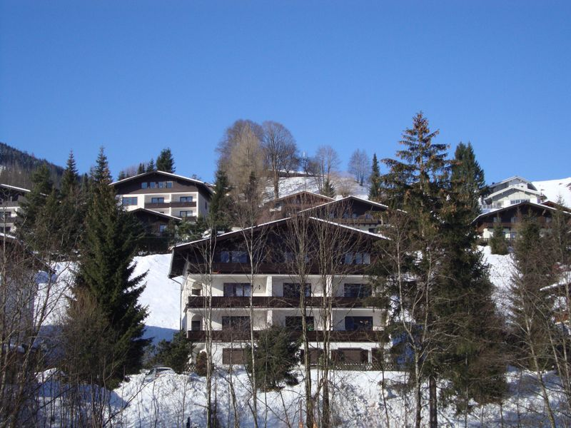 Appartement Maria Alm Hutte