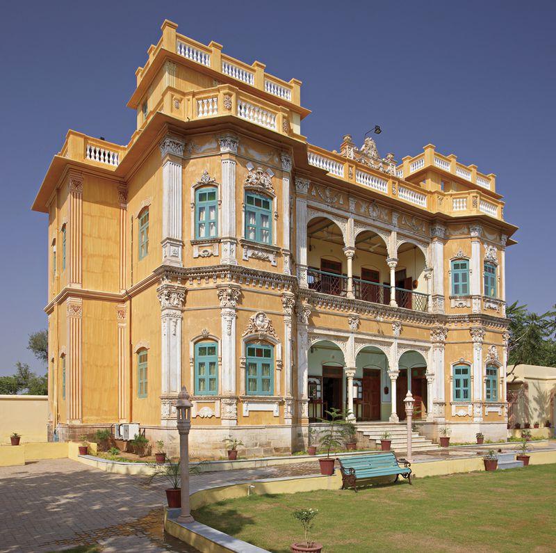 Hotel WelcomHeritage Koolwal Kothi
