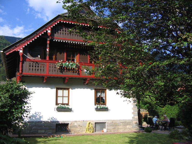Vakantiehuis Landhaus zur Alpenrose