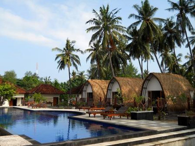 Bungalow Oceans 5 Resort