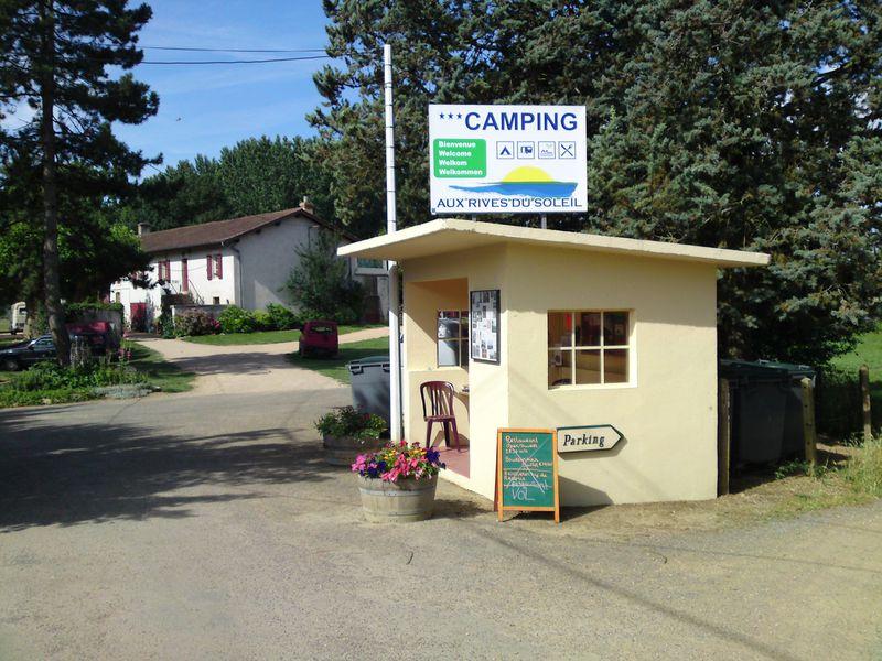 Camping Aux Rives du Soleil