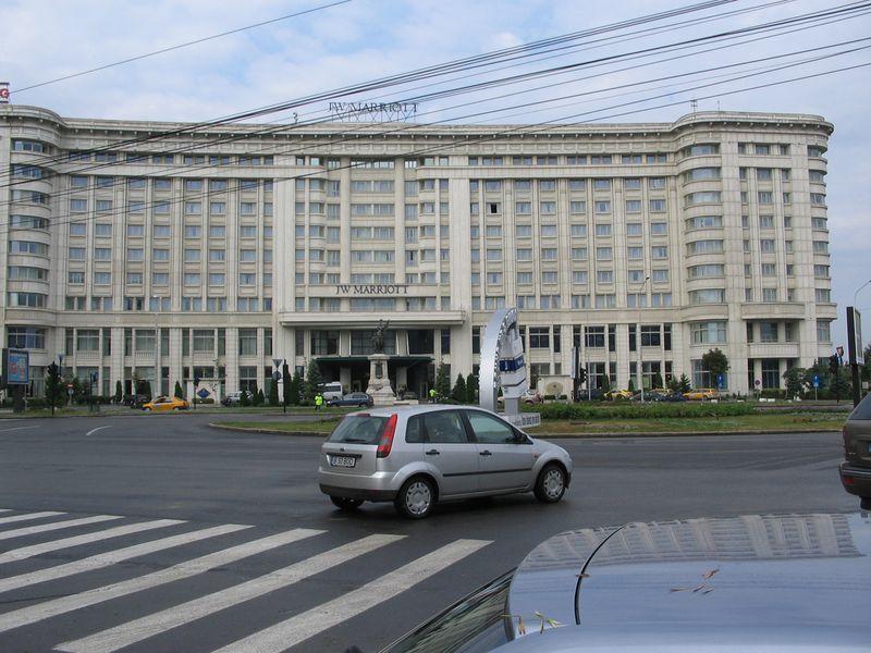 Hotel Jw Marriott Bucharest Grand