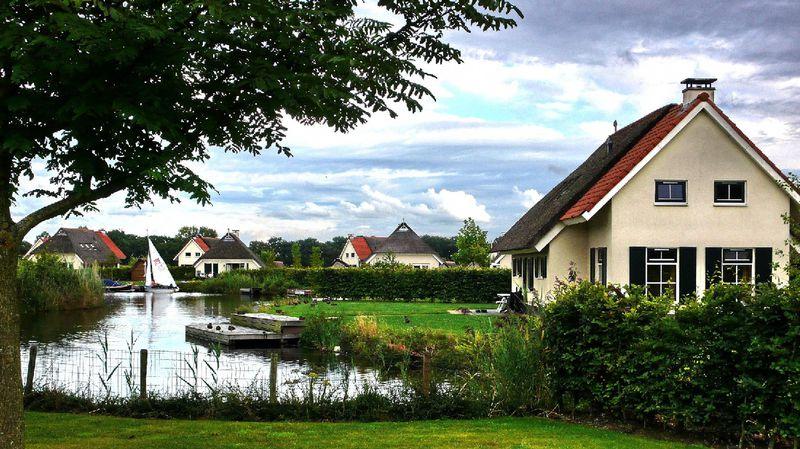 Vakantiepark Landgoed Eysingastate