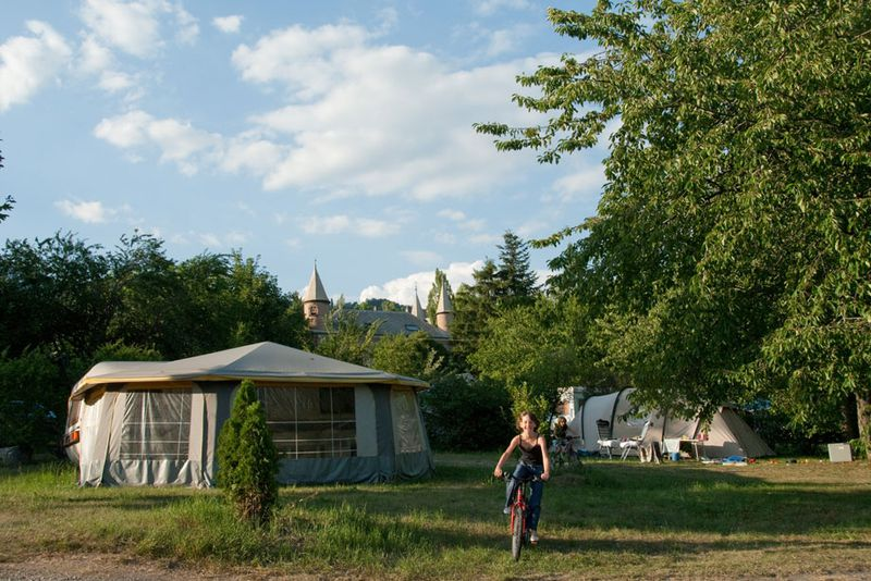Camping Les Tourelles