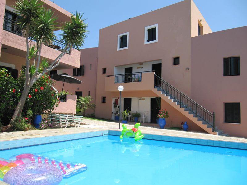 Appartement Kri Kri Village