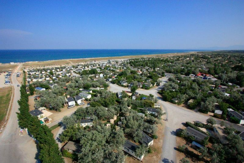 Camping Les Dunes
