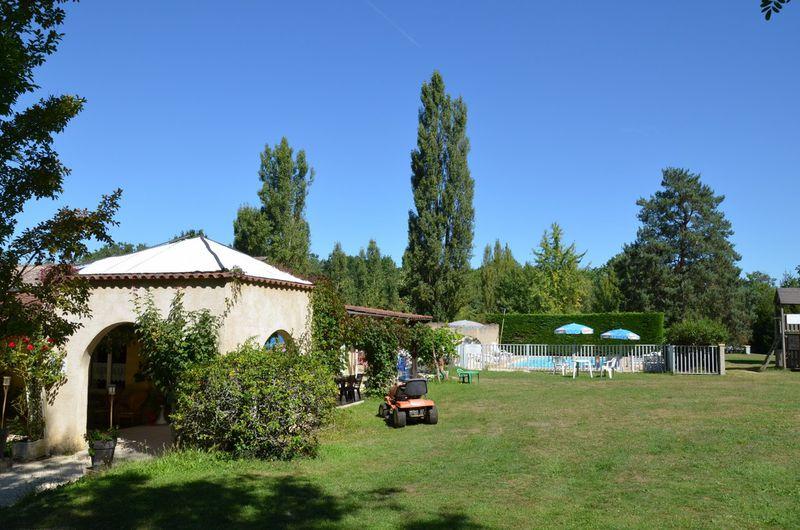 Camping Domaine de Landrevie