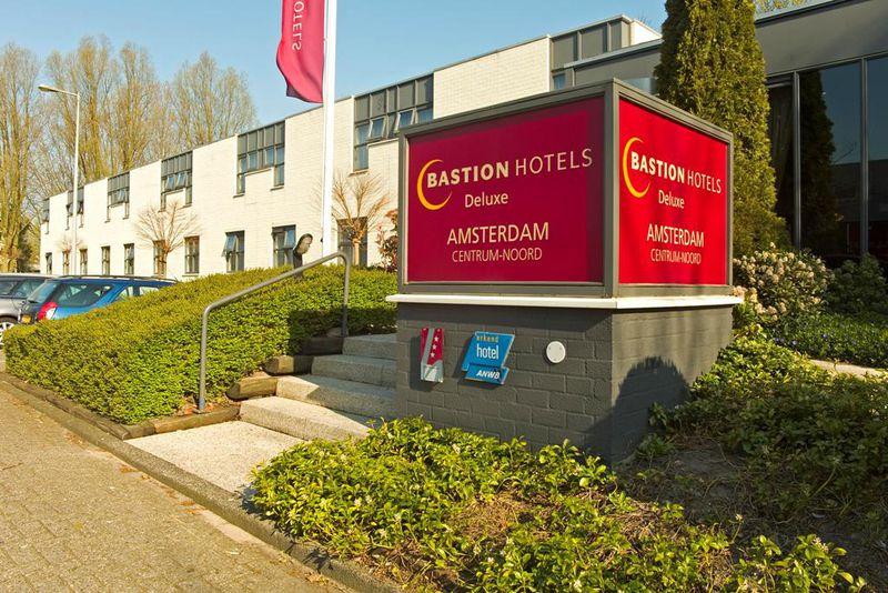 Hotel Bastion Amsterdam Centrum Noord In Amsterdam Nederland