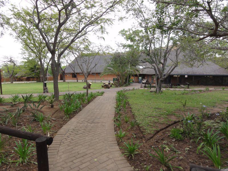 Bungalow Pretoriuskop Restcamp