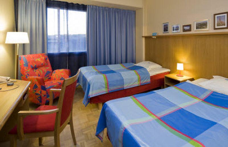 Hotel Cumulus Hameenpuisto