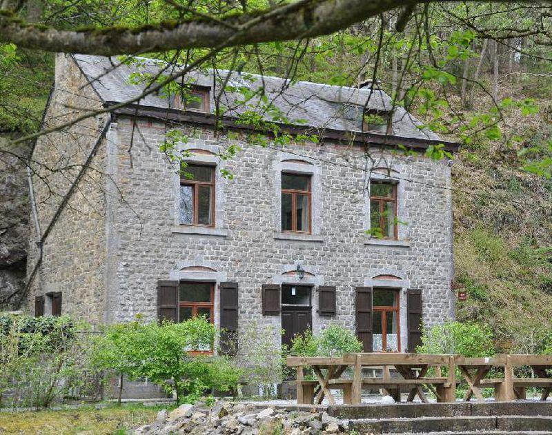 Vakantiehuis Groepsaccommodatie Maison de la Vallee