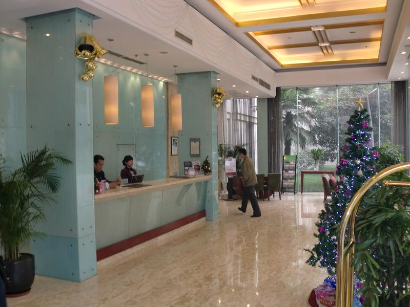 Hotel Mercure on Renmin Square Xian