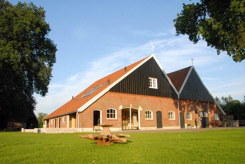 Lodge Boerderijlodge Droste's Erve Heerman