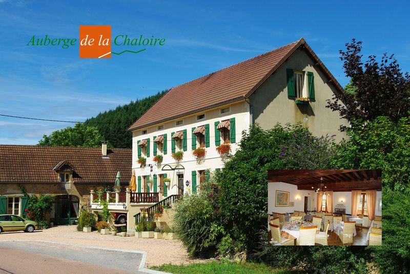 Hotel Auberge de la Chaloire