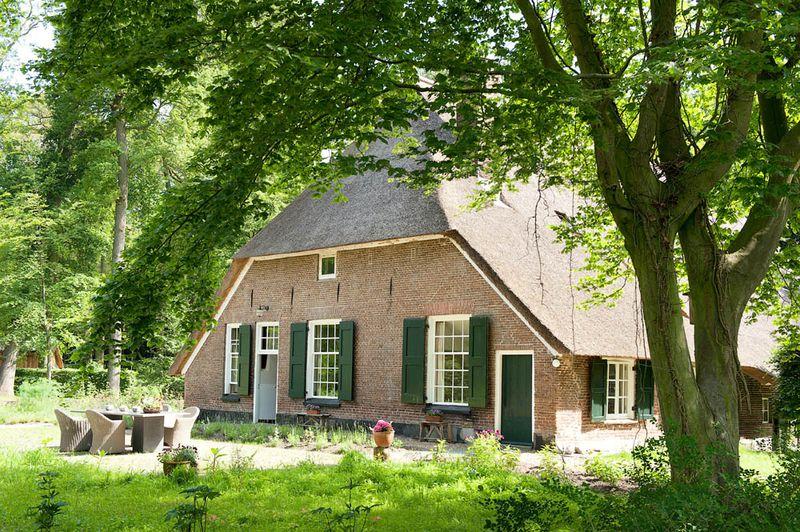 Bed and Breakfast Landgoedhoeve Vosbergen
