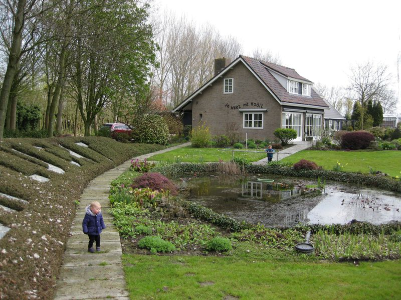 Bed and Breakfast Op ter Lucht