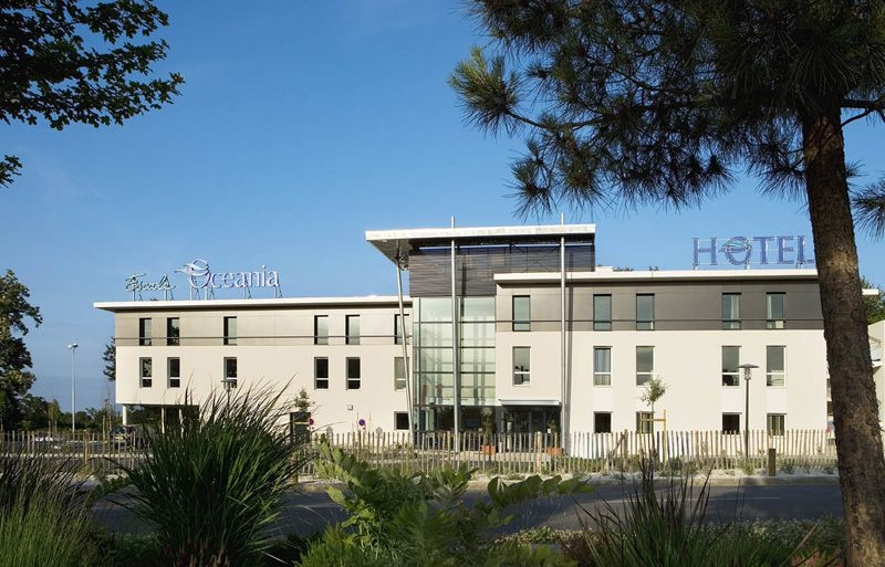 Hotel Escale Oceania Rennes Cap Malo
