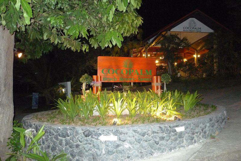 Bungalow Coco Palm Beach Resort