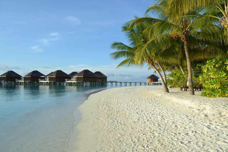 Hotel Vakarufahli Island Resort