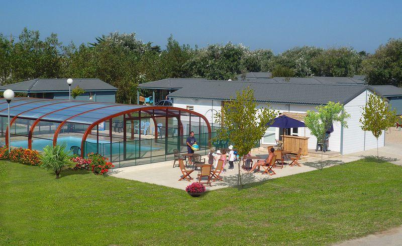 Vakantiepark Résidence les Hameaux des Marines
