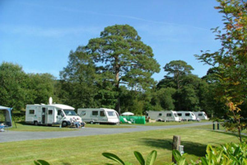 Camping Glen of Aherlow Caravan & Camping Park