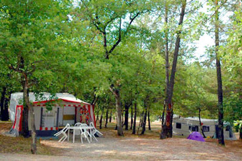 Camping Le Lavandin