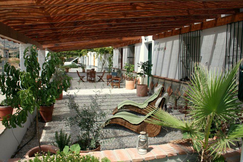 Appartement Casa El Naranjo(+B&B)