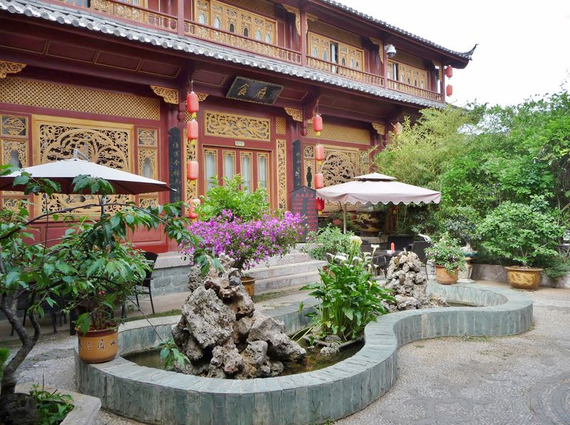 Hotel Lijiang Yingxiang Gucheng Wenyuan