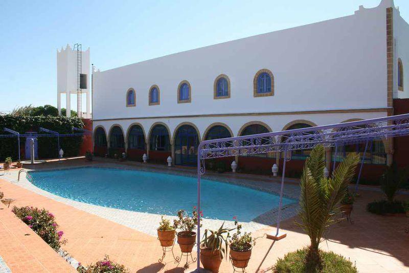 Hotel Riad Villa Damonte