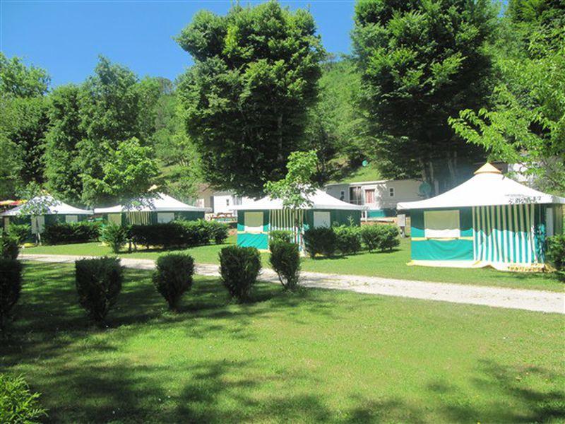 Camping Roc de Lavandre