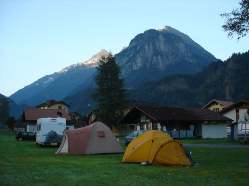Camping Grimselblick in Innertkirchen, Zwitserland | Zoover