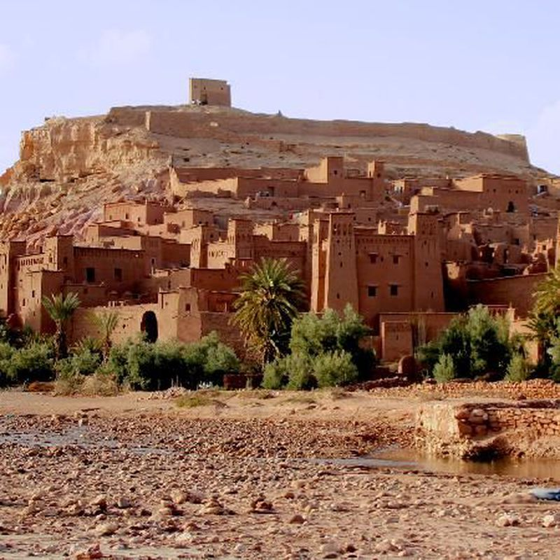 Hotel Kasbah Tebi