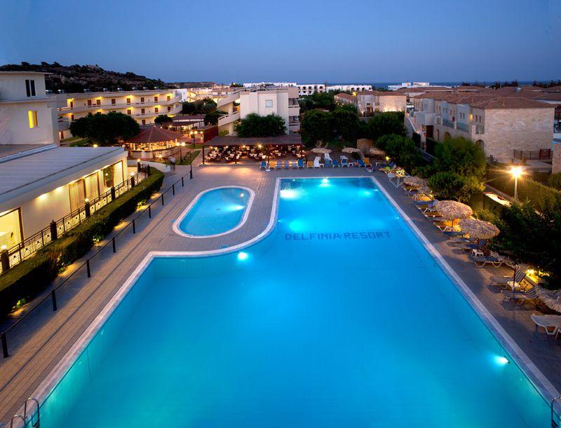 Hotel Delfinia Resort