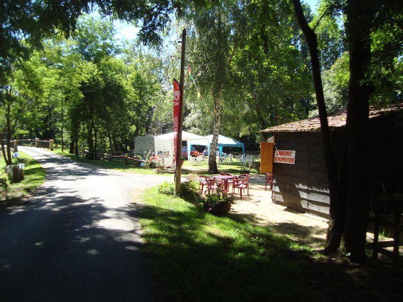 Camping La Chapelle d'Auberoche