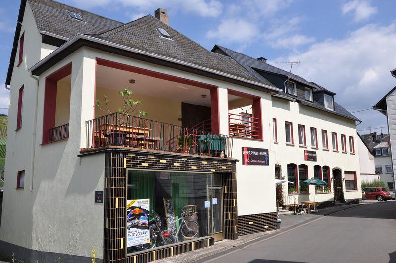 Hotel Motorhotel Bikershaus-Mosel