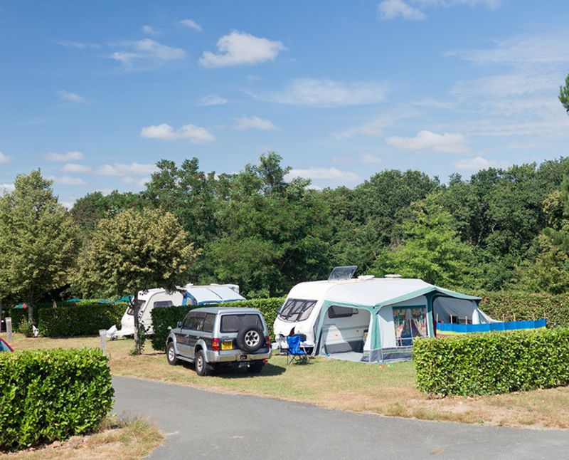 Camping La Garangeoire