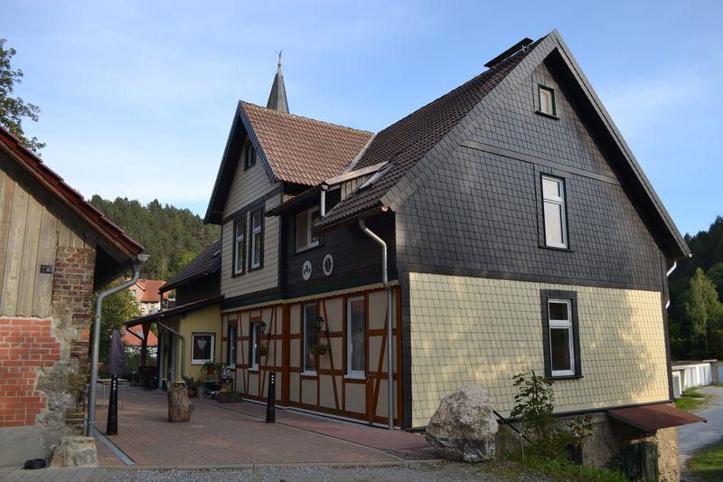 Vakantiehuis Haus mit dem Türm