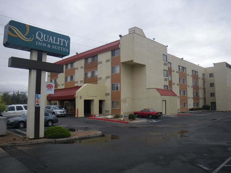 Hotel Quality Inn & Suites Albuquerque West