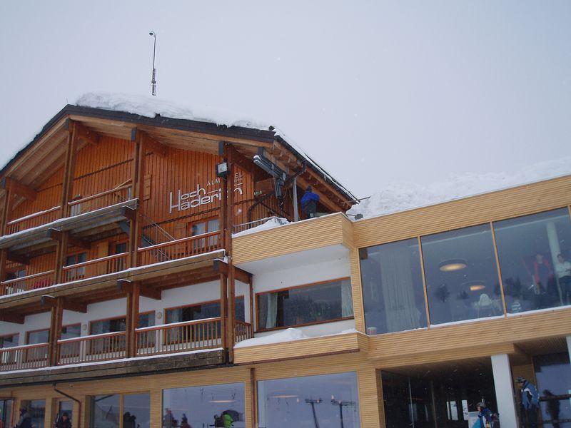 Hotel Almhotel Hochhäderich