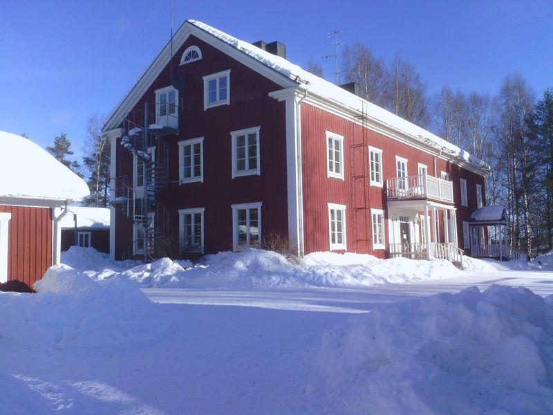 Hotel Svanstein Lodge