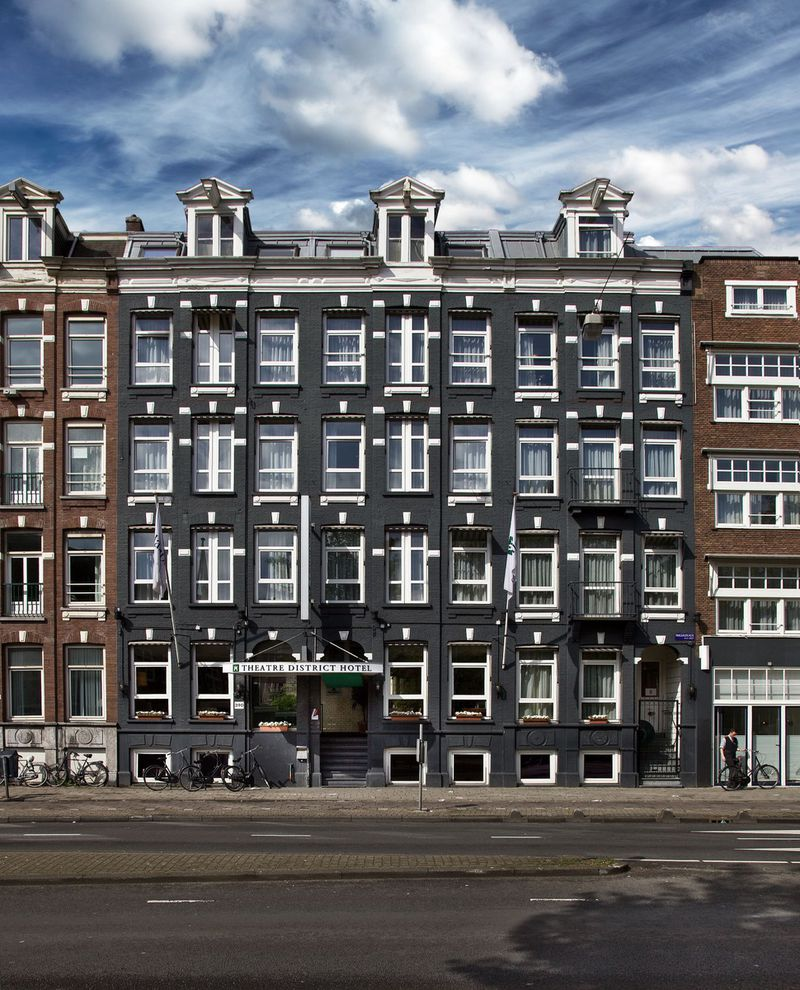 Hotel Hampshire - Theatre District Amsterdam