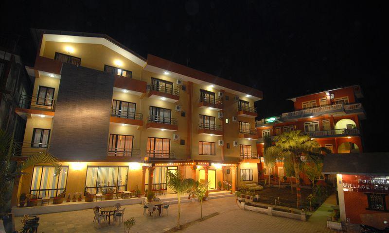 Hotel Pokhara Village Resort
