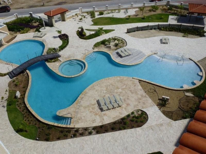 Villa Oasis Ocean Front